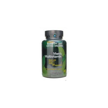 Rainbow Light Certified Organics Men's Multivitamin 120 capsules 223248