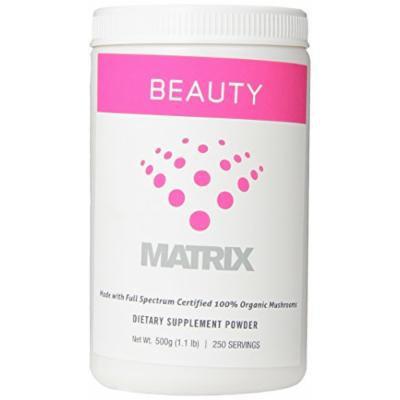 Mushroom Matrix Beauty Matrix Drink Powder, 500-Grams