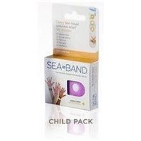 Seaband Sea-Band Child Wristband for Travel Sickness