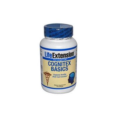 Life Extension - Cognitex Basics - 60 Softgels