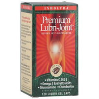 Inholtra Natural Premium Lubri-Joint - 120 Gelcaps - Other Supplements