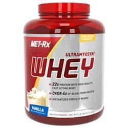 Metrx - 100 Percent Natural Whey - 5lb in Vanilla