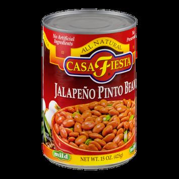 Casa Fiesta Jalapeno Pinto Beans Mild