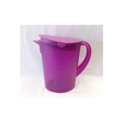 Tupperware Impressions 1 Gal Pitcher in Fuschia Purple