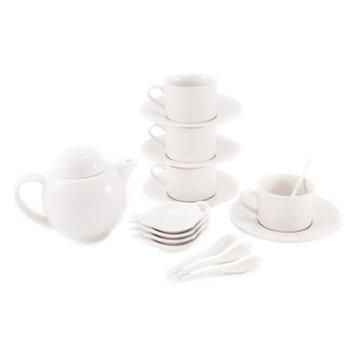 Maxwell & Williams 18 Piece Tea Kettle Set