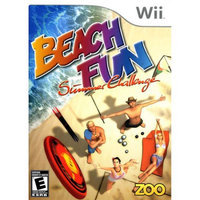 Zoo Games BEACH FUN WII - DESTINATION SOFTWARE, INC.