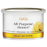 Gigi Wax 0320 All Purpose Honey 8 Oz