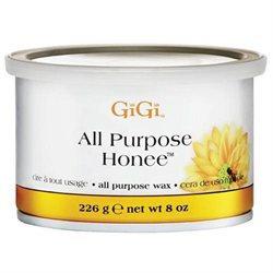 Gigi Wax 0320 All Purpose Honey 8 Oz