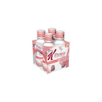 Special K Protein Shake, Strawberry, 4ct(Case of 2)