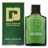 Men's Paco Rabanne by Paco Rabanne Eau de Toilette Spray - 3.4 oz