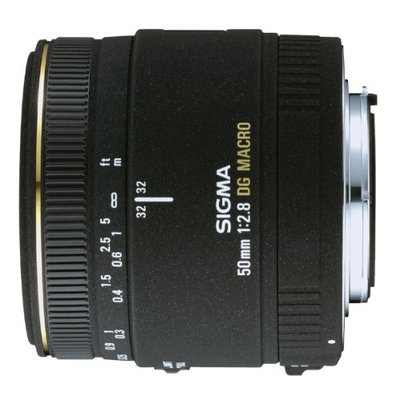 SIGMA 50mm F2.8 EX DG Macro Lens For Sony