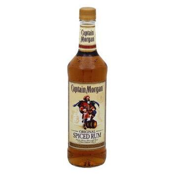 Captain Morgan Black Cask 100 Proof Spiced Rum 750 ml