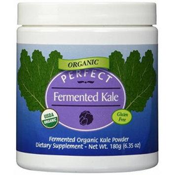 Perfect Fermented Organic Kale Powder - 180g, Vegan & Gluten Free