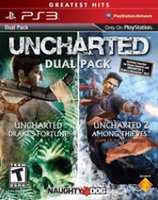 Naughty Dog Uncharted: Dual Pack