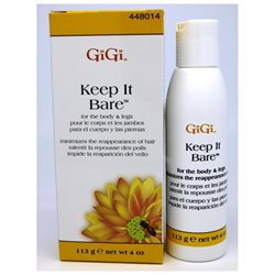 GiGi Keep It Bare for the Body Legs 113g/4oz