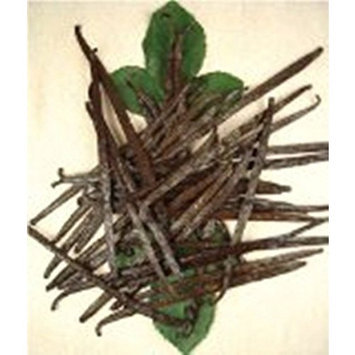 S&W Premium Bourbon-Madagascar Vanilla Beans - 1/2 lb (50 to 60 beans) JR Mushrooms Brand