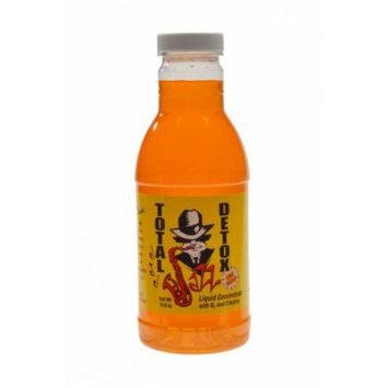 16oz Jazz Total Detox Liquid Concentrate with B2 & Creatine (Orange Mango)