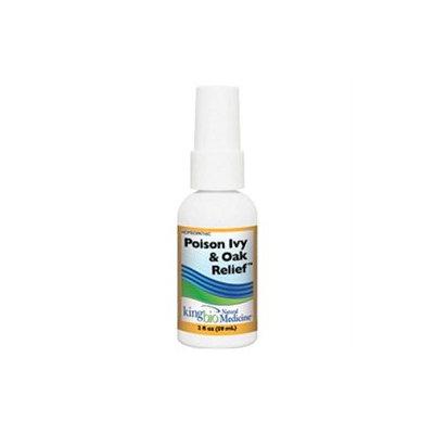 King Bio Homeopathic Poison Ivy Oak Relief 2 fl oz