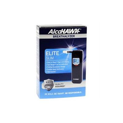 AlcoHAWK Elite Slim Breathalyzer - Digital Breath Alcohol Tester