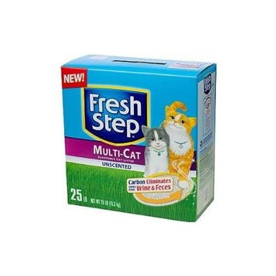 Clorox Petcare Products 377555 Fresh Step Multi-Cat Litter