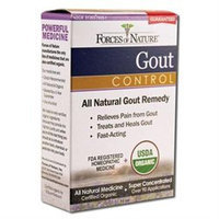 Forces of Nature Organic Gout Control 11 ml