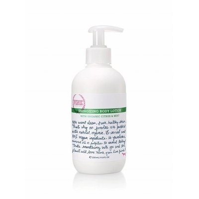 Victoria's Secret Pink Energizing Body Lotion with Organic Citrus & Mint