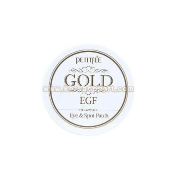 Petitfee Gold & EGF Eye Patch(Premium) - 60 Eye Patches + 30 Spot Patches