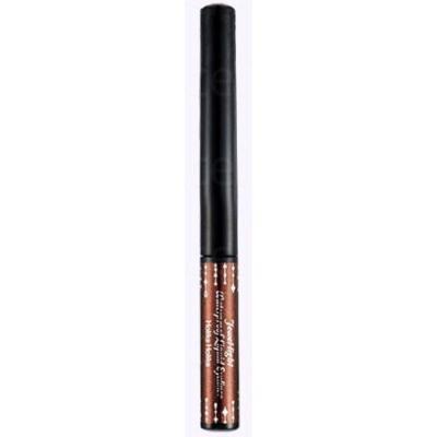 Holika Holika Jewel Light Waterproof Liquid Eyeliner #2 Brown Amber