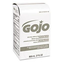 Gojo 800ml Anti-Microbial Lotion Soap Refill (9212-12)