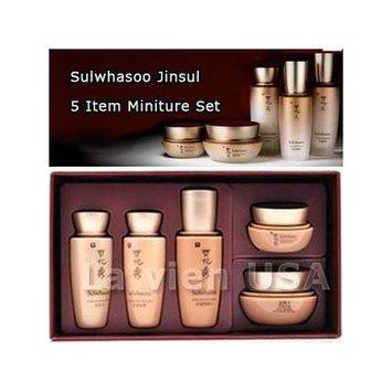 Korean Cosmetics, Sulwhasoo Jinsul 5 Item Miniture Set