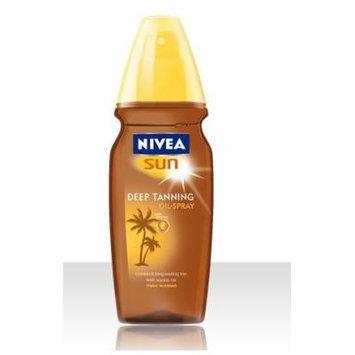 Nivea Sun Deep Tanning Oil Spray ΝΟ SPF, 150ml
