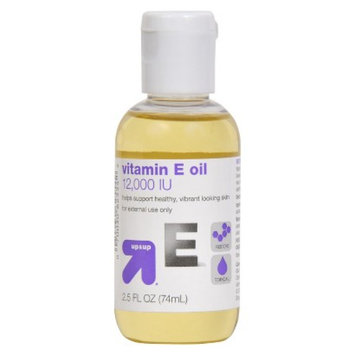 up & up up&up Vitamin E 12000 iu Oil - 2.5 oz