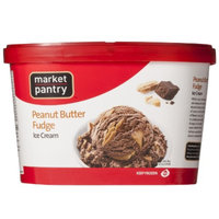 market pantry MP ICE CREAM 48-OZ PB FUDGE