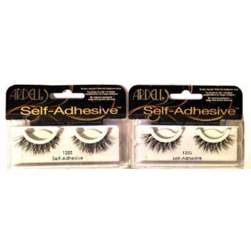 Ardell Self-Adhesive Lash-120S, 2 Pack