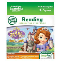 LeapFrog Interactive Storybook: Disney Sofia the First Sofia's New