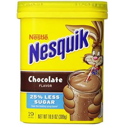 NesQuick Chocolate Drink Mix Powder, 10.9 oz