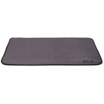 The Shrimp Team 5028 Small Landing Pad Cover in Plum Suede