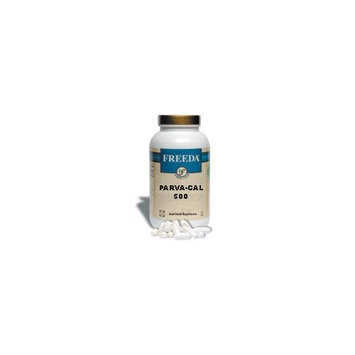 Freeda Kosher Parvacal 500 Calcium and Vitamin D 250 TAB