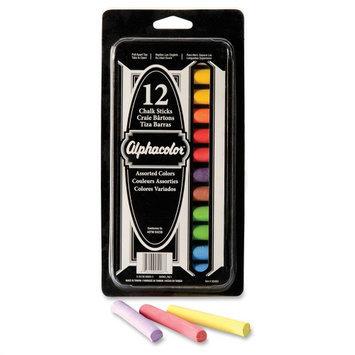 Quartet Chalk Omega Nontoxic Low Dust, Assorted Colors
