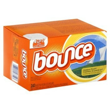 Bounce Outdoor Fresh Dryer Sheets 240 ct