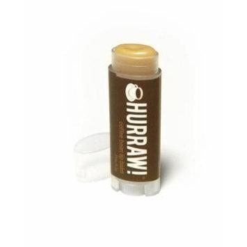Hurraw! Lip Balms: Coffee Bean
