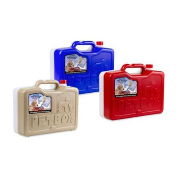 Kleinmetall Pet Food and Water Transport Box