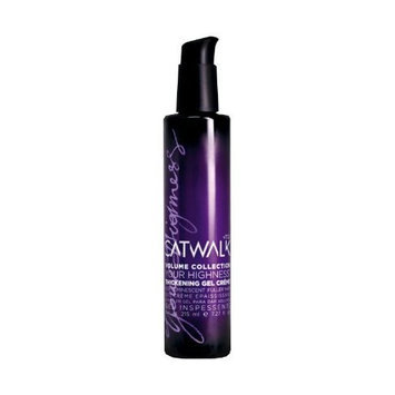 Catwalk Your Highness Thickening Gel Crème By Tigi, 7.27 Ounce