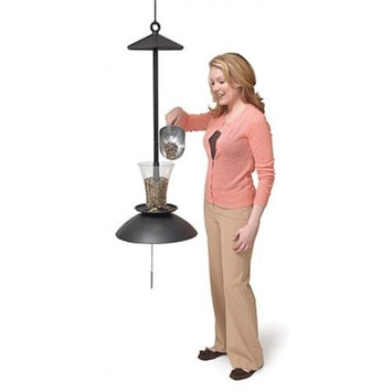 Zenith Innovation 005 Bird Feeder Hang Up with Squirrel Guard