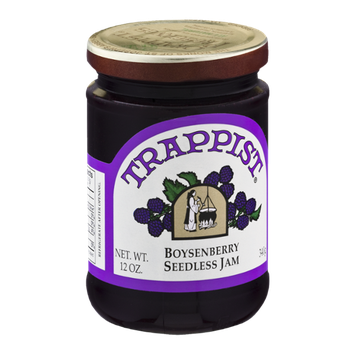 Trappist Boysenberry Seedless Jam