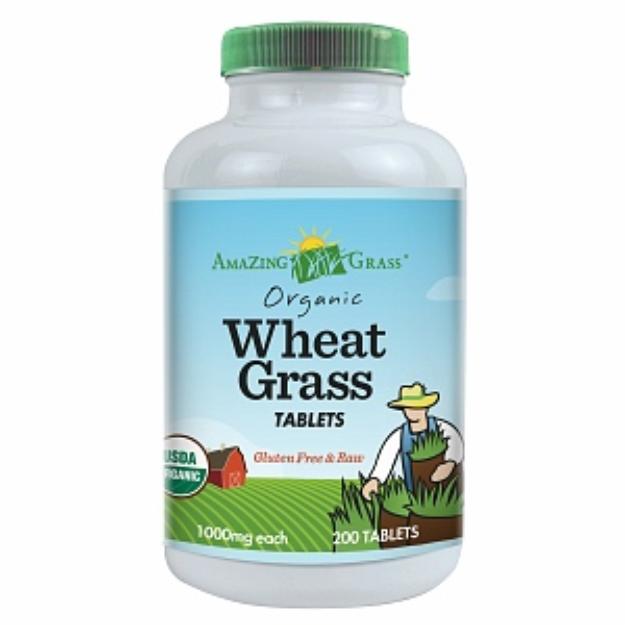 Amazing Grass Wheat Grass Tablets