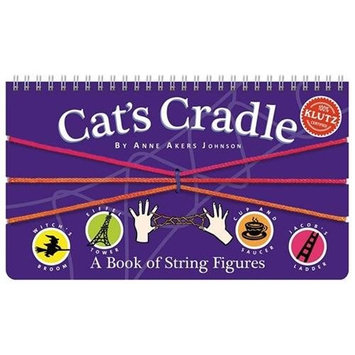 Klutz Cat's Cradle : A Book of String Figures (Hardcover)