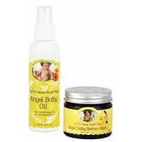 Earth Mama Angel Baby Bottom Balm & Baby Oil
