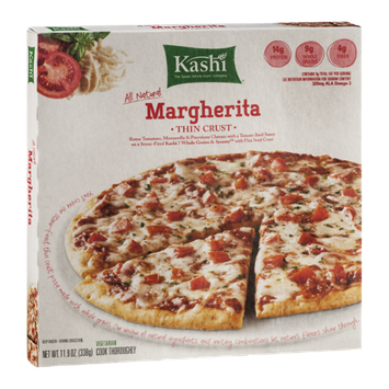 Kashi® Margherita Thin Crust Pizza