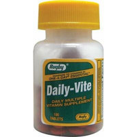 Daily-Vite 100 Tabs by Rugby - Pack of 2